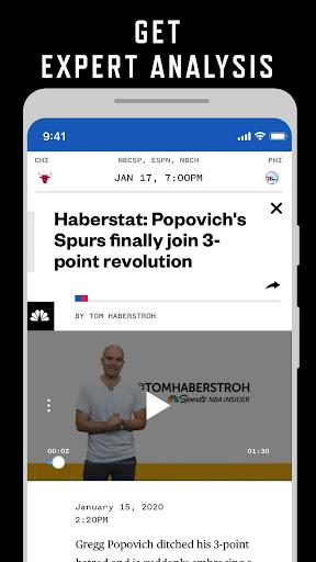 MyTeams by NBC Sports screenshot 2