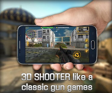 Elite Soldier: Shooter 3D - náhled