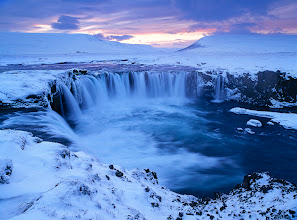 Photo: Where Water Falls from Heaven