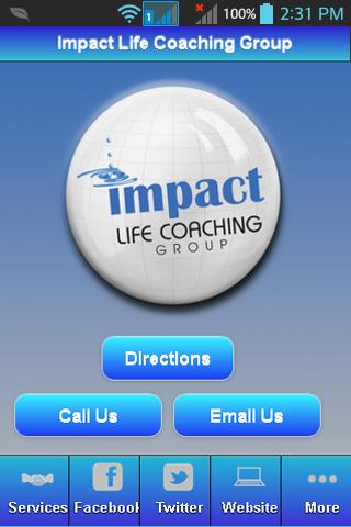 Impact Life Coaching Group