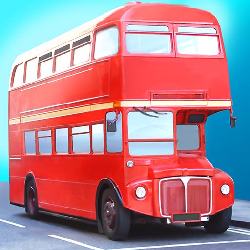 伦敦公共汽车交通赛车3D 模擬 LOGO-玩APPs