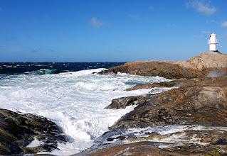 Photo: Höstkuling utanför Marstrand.
