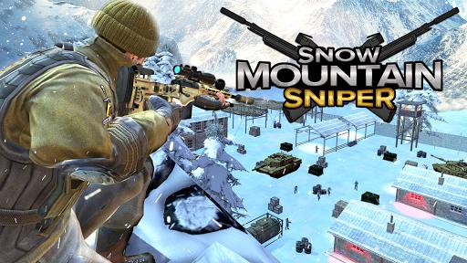 Snow Mountain Sniper