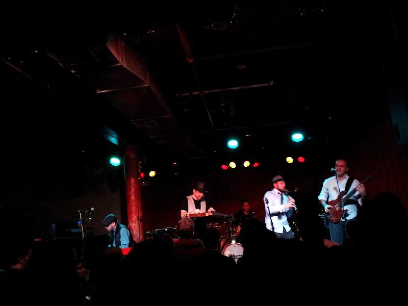 Photo: New York Gypsy All Stars @ Sullivan Hall