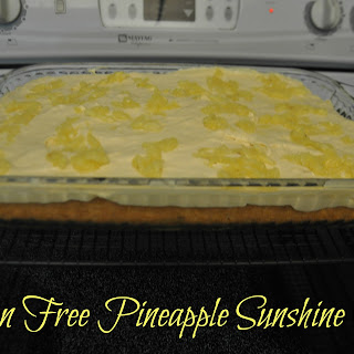 Gluten Free Pineapple Cake Recipes.