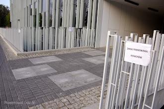 Photo: Niby znak jest oczywisty, bo istnieje parking dla rowerów