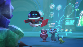 Baddie Bots; Newtons and the Animals thumbnail