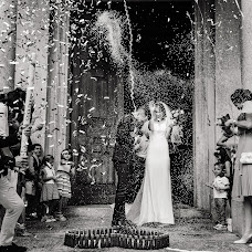 Fotografo di matrimoni Slava Semenov (ctapocta). Foto del 08.11.2018