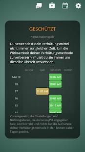 Pillen Erinnerung App myPill Bouqt.com Ltd