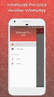 Whatzweb Pro 2018 - náhled