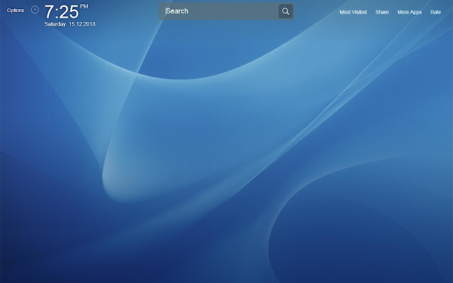Faded Wallpapers Theme New Tab