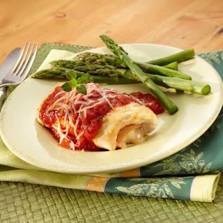 Prosciutto & Provolone Chicken Roll-ups.