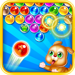 Puppy Pop: Bubble shooter Icon