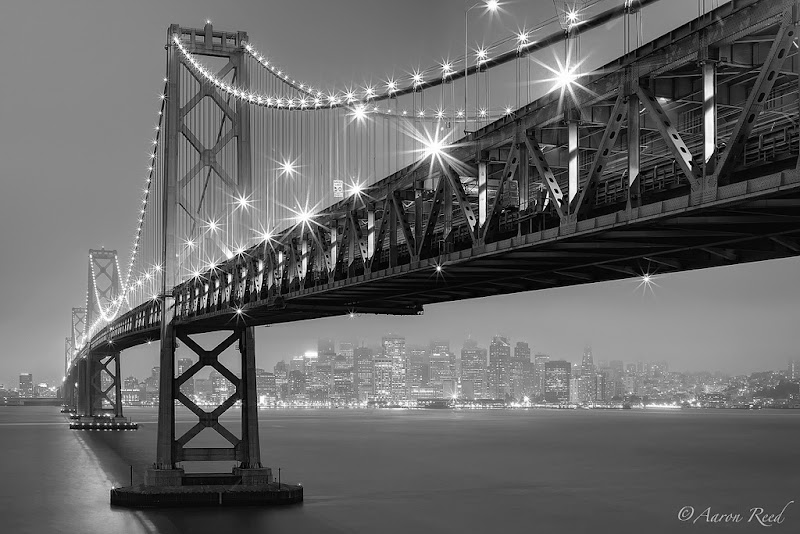 Photo: Bay Bridge At Night