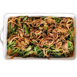 Green Bean-Mushroom Casserole