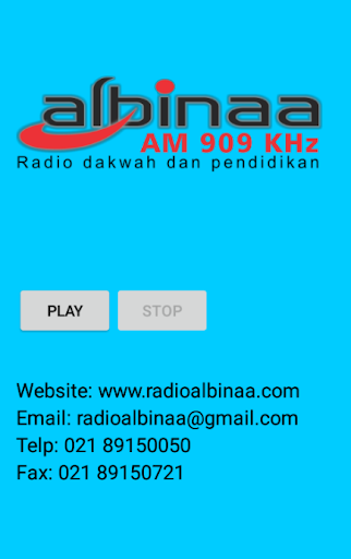 Radio ALBINAA