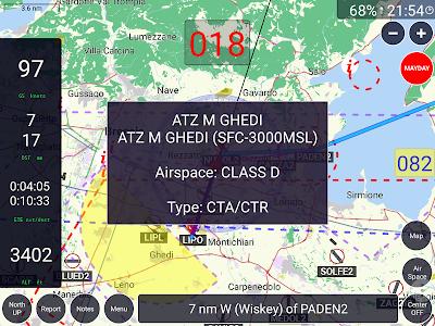 GPS Air Navigator screenshot 11