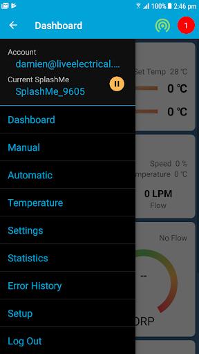 SplashMe | Smart Pool Automation Controller 1.4.4 Screenshots 3