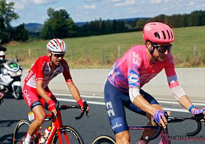Dauphiné-winnaar Martinez legt twee Bora-mannen erop, Bernal verliest tijd op gele trui en Pogacar