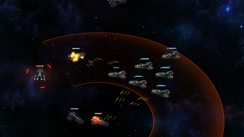 android VEGA Conflict Screenshot 20