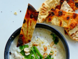 Eggplant Dip/raita - My Family Recipe
