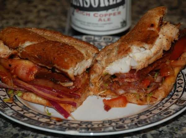 Bbq Chicken Sandwich - Waco Family Favorite Recipe
