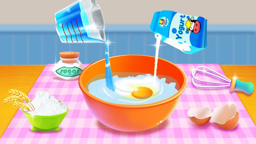 Birthday Cake Mania - Kids Cooking  screenshots 2