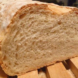 White Sesame Bread with Hi-Maize Flour.