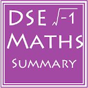 Last Min -- DSE Maths Summary