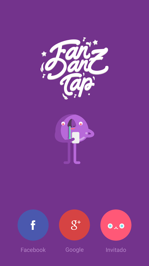 FandanzTap- screenshot