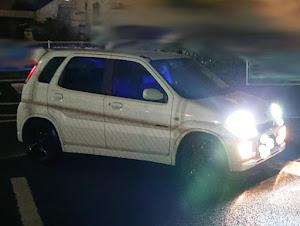 Keiワークス HN22S 2WD MT 2007年式のカスタム事例画像 せこらんなー@奈良さんの2019年02月05日23:44の投稿