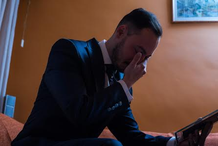 結婚式の写真家Ruben Sanchez (rubensanchezfoto)。03.04.2018の写真