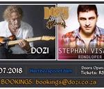 Dozi and Stephan Visagie - Dozis Back To The Roots : Dozi's Back to the Roots