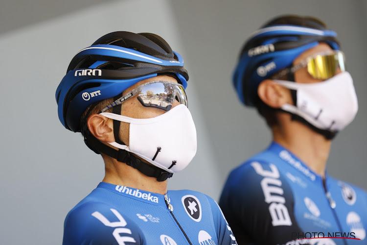 """37-jarige Italiaan doet het uitstekend in de Giro: """"Het doel is om zo hoog mogelijk te eindigen in het algemeen klassement"""""""