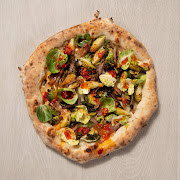 Brussel Sprout Pizza