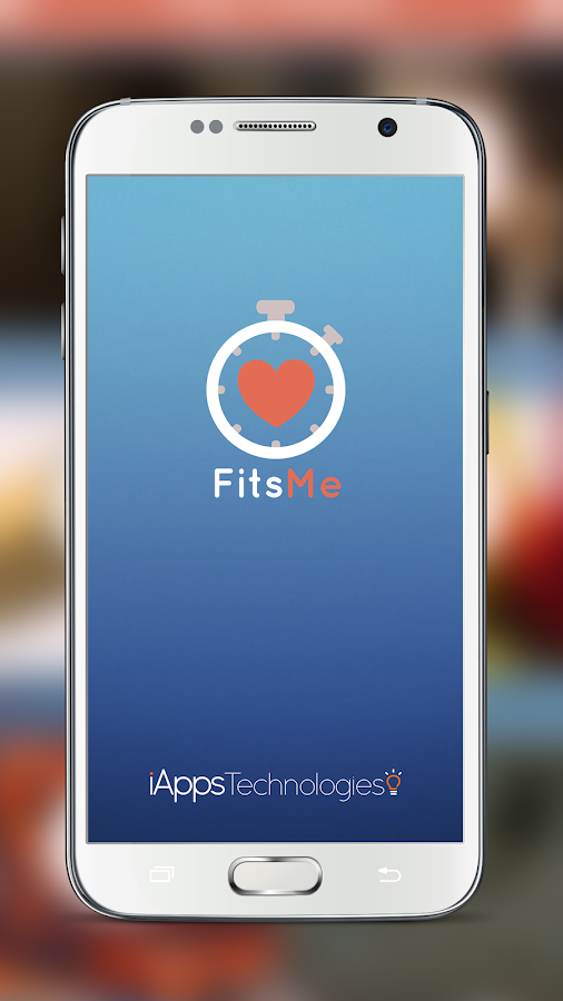 FitsMe- screenshot