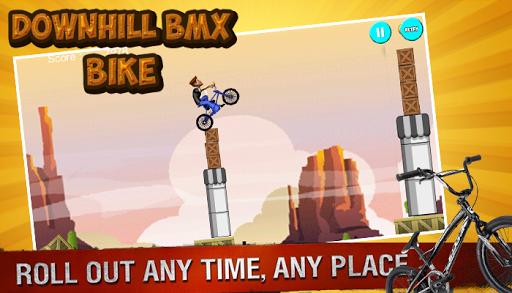 Downhill BMX Bike
