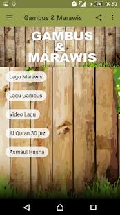 Lagu Gambus dan Marawis - náhled