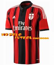 Photo: AC Milán 1ª * Camiseta Manga Corta * Camiseta Manga Larga * Camiseta Niño con pantalón