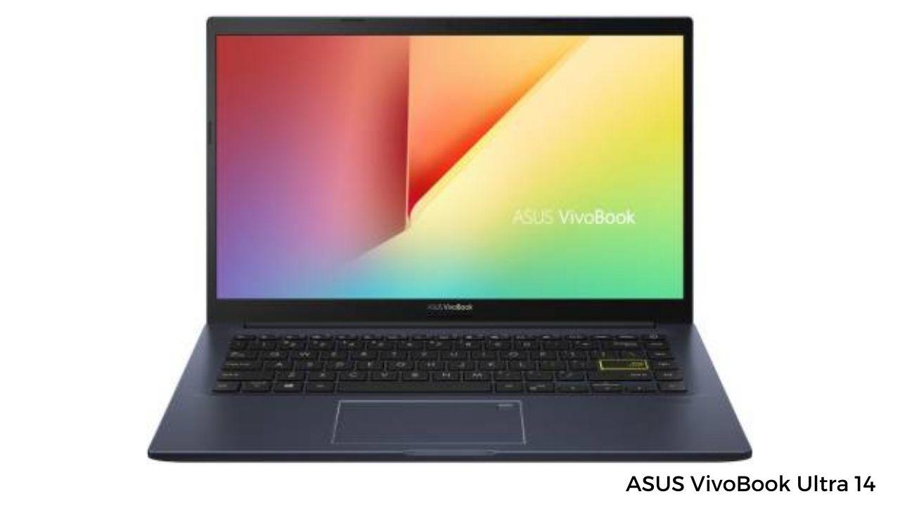 ASUS VivoBook Ultra 14: laptop under ₹60000