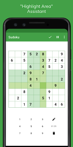 Sudoku - Free & Offline 2.2.2 screenshots 4