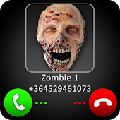 Fake Call Zombie Prank