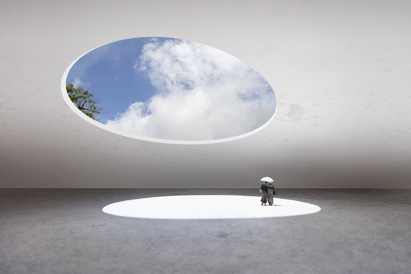 Teshima Art Museum di Madison