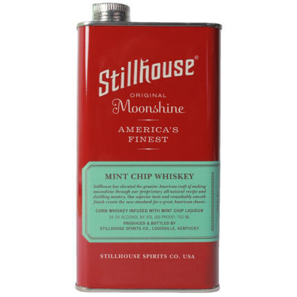 Logo for Stillhouse Mint Chip Moonshine