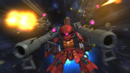 [SD Gundam G Generation Genesis] DLC Pack Mobile Suit Gundam Thunder Bolt มาแล้ว!