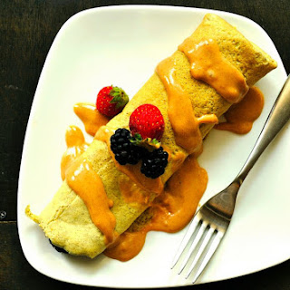 Grain-Free Protein Crepes