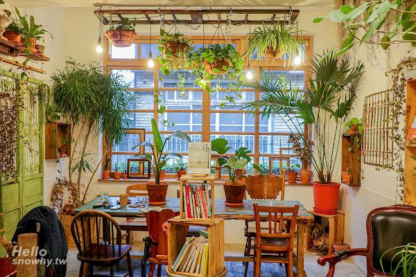 咖啡廳 | 草原派対 Grassland,夢幻叢林系復古咖啡廳/草原輕食野餐盒