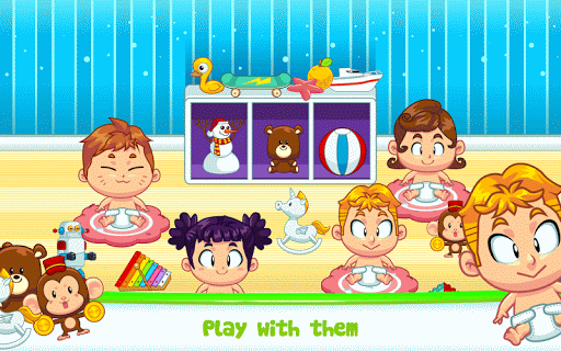 Marbel Daycare Sweet Baby apktram screenshots 3