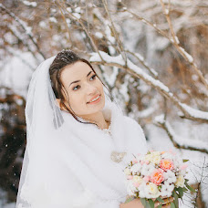Wedding photographer Yulya Skvorcova (Lule4ka). Photo of 15.03.2018