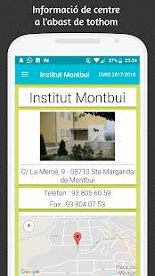 Institut Montbui - náhled